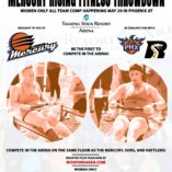 Mercury Rising Fitness Throwdown