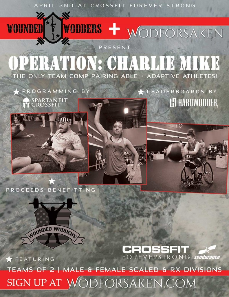 Operation Charlie Mike Poster